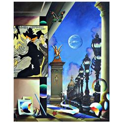 Lautrec in Prague by Ferjo Original