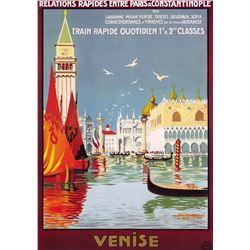 Georges Dorival - Venise