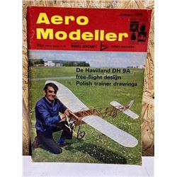 January 1975 Aero Modeller