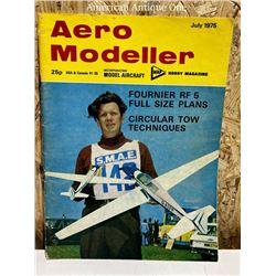 July 1975 Aero Modeller