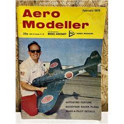 February 1975 Aero Modeller