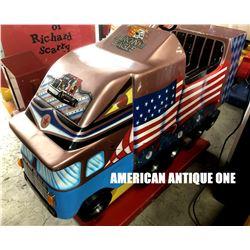 American Tracker / Iron Eagle Design Ride On