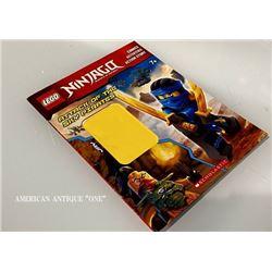 American comic Ninjago picture book