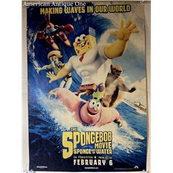 Craft Poster Sponge Bob