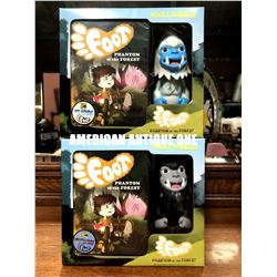 Bubble Head set of 2 E