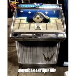 1959 Warlitza Jukebox Vintage