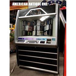 AMI's CD jukebox