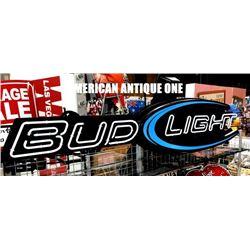 183 cm Budlight Neon