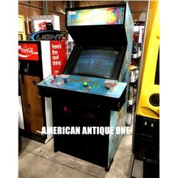 1991 Simpsons 4-player arcade game Konami