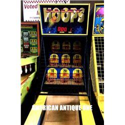 Hops arcade game