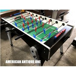 Table Soccer Game / Table Evolution