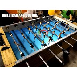 139cm wooden table football