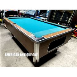 Pool table pool table Global Billiard Manufacturing