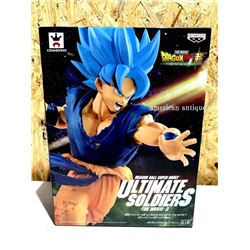 2018 Dragon Ball Super Ultimate Soldiers Banpresto Movie Figure