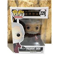 PRESIDENT SNOW/POP
