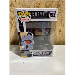 Batman Robot/POP