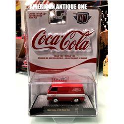 2019 USA Coca-Cola minicar 1964 Dodge A100 panel van