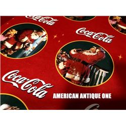 USA Coca-Cola 95 cm Christmas limited design gift wrapping paper