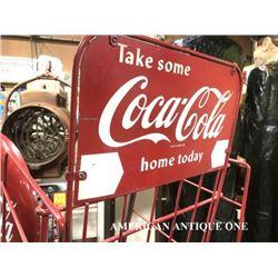 USA Coca-Cola display