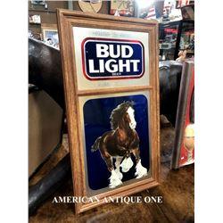 79cm Bud Light hose sign