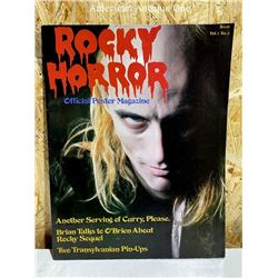 Rocky Horror Show/Poster