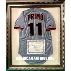 1996  Hoang Primo (Benichio Del Toro) uniform certificate included