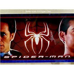 Spiderman Marvel Casino Neon Panel