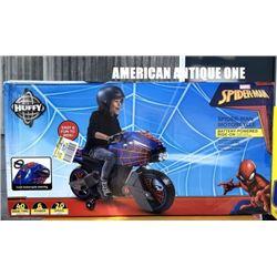 Walmart 2019 HUFFY Spider-Man Ride On Bike Marvel