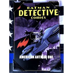 49cm Batman DC comic Wooden Sign