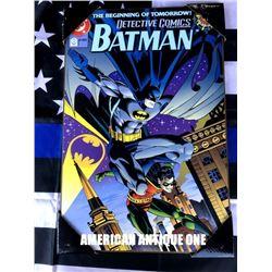 49cm Batman & Robin/DC Comics Wooden Sign