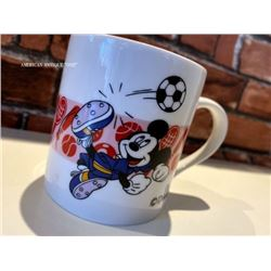 Mickey Mouse/Disney Mug Soccer x Baseball