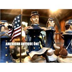 US Army Figure Display Union