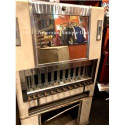 Nikel Dime Quarter 154cm USA Cigarette Vending Machine