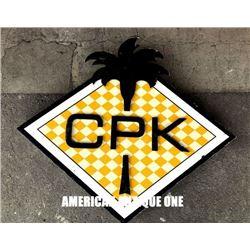 102cm California pizza kitchen/CPK Store Display