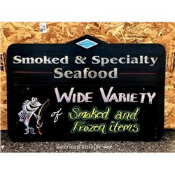 91cm Smoked & Specialty Seafood/Store Board