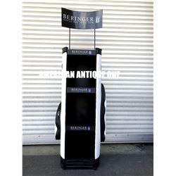 Berlinger Product Display Shelf