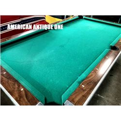 Pool table pool table VALLEY