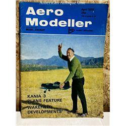 April 1975 Aero Modeller