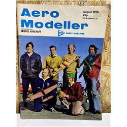 August 1975 Aero Modeller