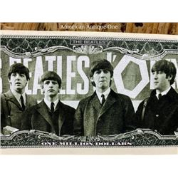 The Beatles / George Harrison Novelty Banknote