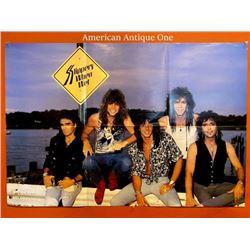 88cm Bon Jovi Slippery When Wet/Poster