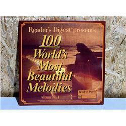 Vintage record / Reader's Digest