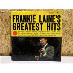 Vintage record / Frankie Rain