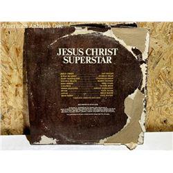 Vintage record / JESUS CHRIST SUPERSTAR