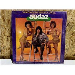 Vintage record / VAMONOS DE FIESTA