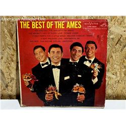 Vintage Record / Ames Brothers