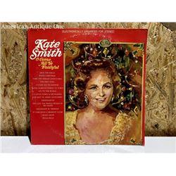 Vintage Record/Kate Smith