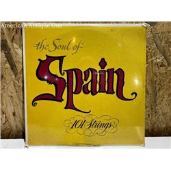 Vintage record / The Soul of Spain