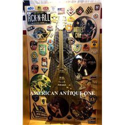 Las Vegas Hard Rock Hotel/Gold Guitar Door Knob