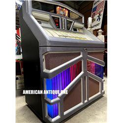 1989 AMI company model R-93 record & CD jukebox